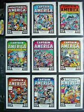 1990 COMIC IMAGES *CAPTAIN AMERICA 50TH ANNIVERSARY* COMPLETE 45 CARD SET  NM