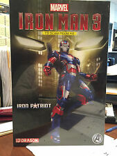 DRAGON MODELS IRON MAN 3 MARK IRON PATRIOT VERSION 1:9 NEW #38324