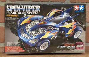 Tamiya Mini 4WD - 95329 -Spin Viper Pearl Blue Special