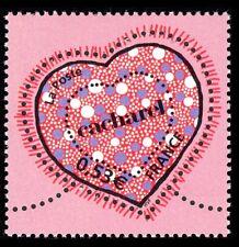 France 2005 - Valentin's Day Heart Bird Art Cacharel Fashion - Sc 3089 MNH