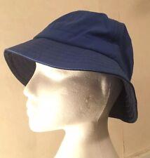 8547c374665b7 Vintage Columbia Gore-Tex Fishing Hat Wide Brim Bucket Hat Size Large Blue  USA