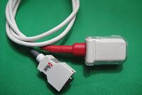 Original MASIMO LNCS-14 PIN 2013 PATIENT ADAPTER for RAD 8 PULSE OXIMETER