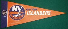 NEW YORK ISLANDERS NHL MINI PENNANT, NEW & MADE IN USA