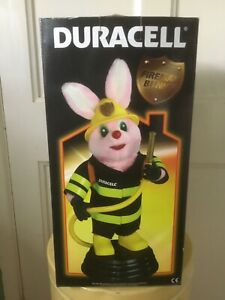 Duracell Fireman Bunny Limited Edition