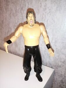 "Wwe Wrestling Action Figure Jakks Pacific 2005 The Great Khali 7"" Used Rare Wwf"