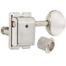 NEW Gotoh SD91-05M MG Magnum Lock 6-in-line LOCKING Keys Vintage Style - NICKEL