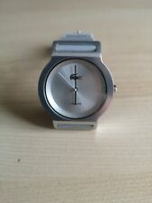 Unisex Lacoste Watch Grey Rubber Fashion