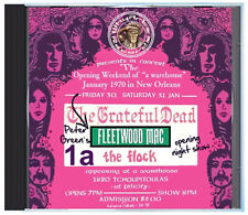 PETER GREEN'S FLEETWOOD MAC 1a, opening night, Jan 30 1970, on CD