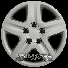 "SET OF 4 16"" Hub Caps 5 Hole Star Spokes Full Wheel Rim Covers 5 Lug bolt Hubs"