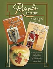 NEW - Roseville Pottery Price Guide, No. 13