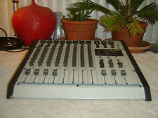 Samick SM-820, 8 Channel Mixing Console, 3 Band Equalizer, Vintage Unit