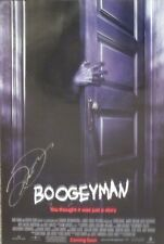 XENA - POSTER - BOOGYMAN AUTOGRAPHED BY LUCY LAWLESS