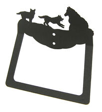Wolf Wolves Hand Towel Holder Rack