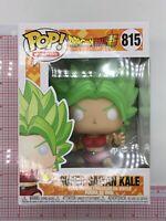 Funko Pop Dragon Ball Super Super Saiyan Kale #815 Common L03