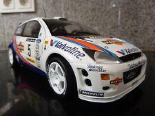 1:18 Action Minichamps, Ford Focus WRC, C. McRae, Martini, Rally Catalunya 2000
