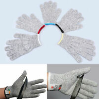 Cut Resistant Gloves Anti-Cutting Food Grade Kitchen Butcher Protection Level 5