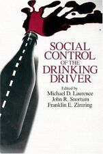 NEW - Social Control of the Drinking Driver (Studies in Crime and Justice)