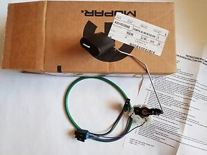 NEW OEM MOPAR FUEL LEVEL SENDING UNIT JEEP GRAND CHEROKEE 2011-2014 3.0L DIESEL