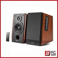 Edifier R1700BT Bookshelf Bluetooth Speaker - Brown
