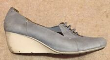 727259423e91 Clarks Active Air Ladies Shoes Light Blue Size 8 Used