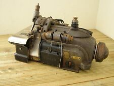 V. Rare ~ SINGER 246K macchina da cucire industriale strette ~ GRATIS UK