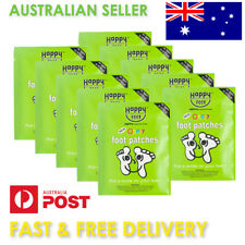 Detox foot patches 20 pairs - 40 Patches ** Happy Feet **