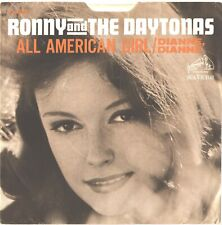 RONNY/DAYTONAS--PICTURE SLEEVE ONLY--(ALL AMERICAN GIRL)--PS--PIC--SLV