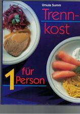 Ursula Summ - Trennkost für 1 Person - 1996