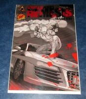 NEMESIS #1 DF variant exclusive 1st print MARK MILLAR ICON MARVEL COMIC no coa
