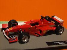 1999 Formula 1   Mika Salo  Ferrari F399 1:43 Scale