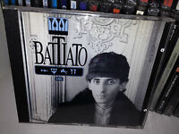 FRANCO BATTIATO CD OMONIMO 1986 FUORI CATALOGO 15 SUCCESSI MADE IN SWITZERLAND
