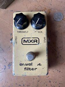 MXR  Envelope Filter early vintage