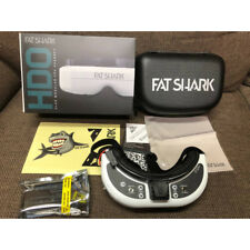 Fat Shark FSV1122 - HDO OLED Modular FPV Headset Goggles - USED