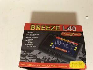 Logic RC Fusion Breeze L40 Charger