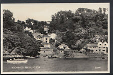 Cornwall Postcard - Bodinnick Ferry, Fowey     RS6168