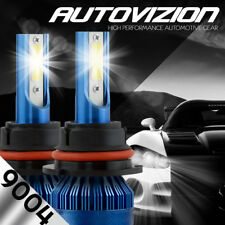 Autovizion Led Hid Headlight Conversion 9004 Hb1 6000K 1986-1994 Mercury Topaz (Fits: Lynx)