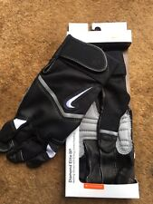 New Men's Nike Leather Gloves EXCLUSIVE...HARD TO FIND...RARE...Sizes M/L/XL/XXL