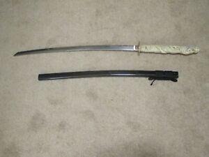 Marto Highlander official sword katana Duncan Macleod (crack in hilt)
