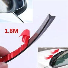 70 INCH Rubber Car Front Hood Windshield Seal Strip Moulding Wind Deflector Trim