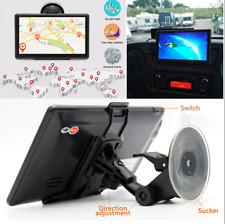 """8GB 7"""" Car GPS Bluetooth FM MP3 MP4 WINCE6 Maps Navigation With Rear view Camera"""