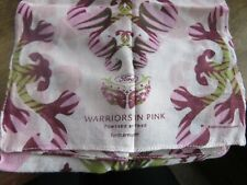 Ford Warriors In Pink Scarf, 2005, new