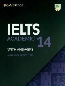 Cambridge Ielts 14 Academic Student's Book with Answers Cambridge University