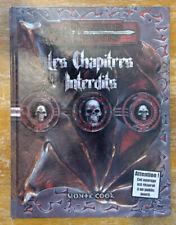 Donjons Dungeons & Dragons 3.5 - Les Chapitres Interdits (2003) (Ex)