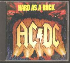 "AC/DC ""Hard As A Rock"" US Promo CD RARE"