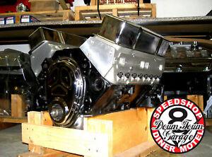 350 5,7l  Stroker 383 cui Chevrolet Small Block  V8 Motor