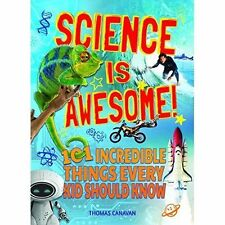 Science is Awesome!-ExLibrary