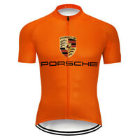 2020 Men's Cycling Jersey Uniform Short Bicycle Sportswear Bike MTB Car Clothing
