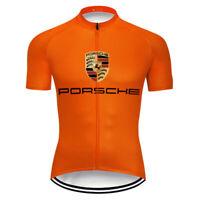 2020 Men's Cycling Jersey Uniform Short Bicycle Sportswear Bike MTB Car Clothing
