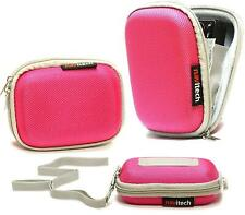 Navitech Pink Case For The Kodak PIXPRO FZ152 Camera NEW