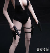 "1/6 P226 Weapon Rifle Model Toys  Pull Leggings Holster F 12"" Gun Figure  action"